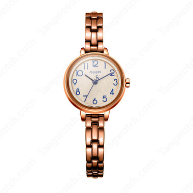 Julius Wristband Watch Japan Movt 3ATM Water Resistant Stainless Steel Caseback Women Wrist Watches TW019-JA-879D