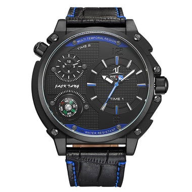 WEIDE Watches Men Luxury Brand Watches Men With Blue Hand For Men's Watches TW001-UV1507B-4C