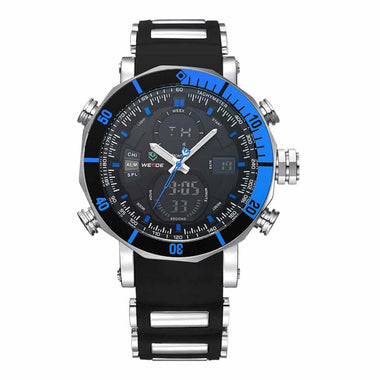 WEIDE Wrist Watch Men New Attractive Design And Excellent High Quality Watch TW001-WH5203-11C
