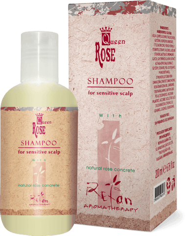Queens rose shampoo