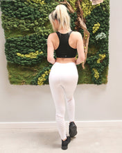 Load image into Gallery viewer, Athletique Low-Waisted Ribbed Savoy Active