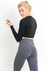 Avery Crop Best in Variety Activewear