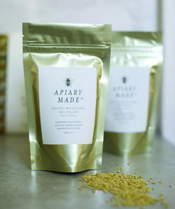 Scent'sation | APIARY MADE Organic Wildflower Bee Pollen - TWYG