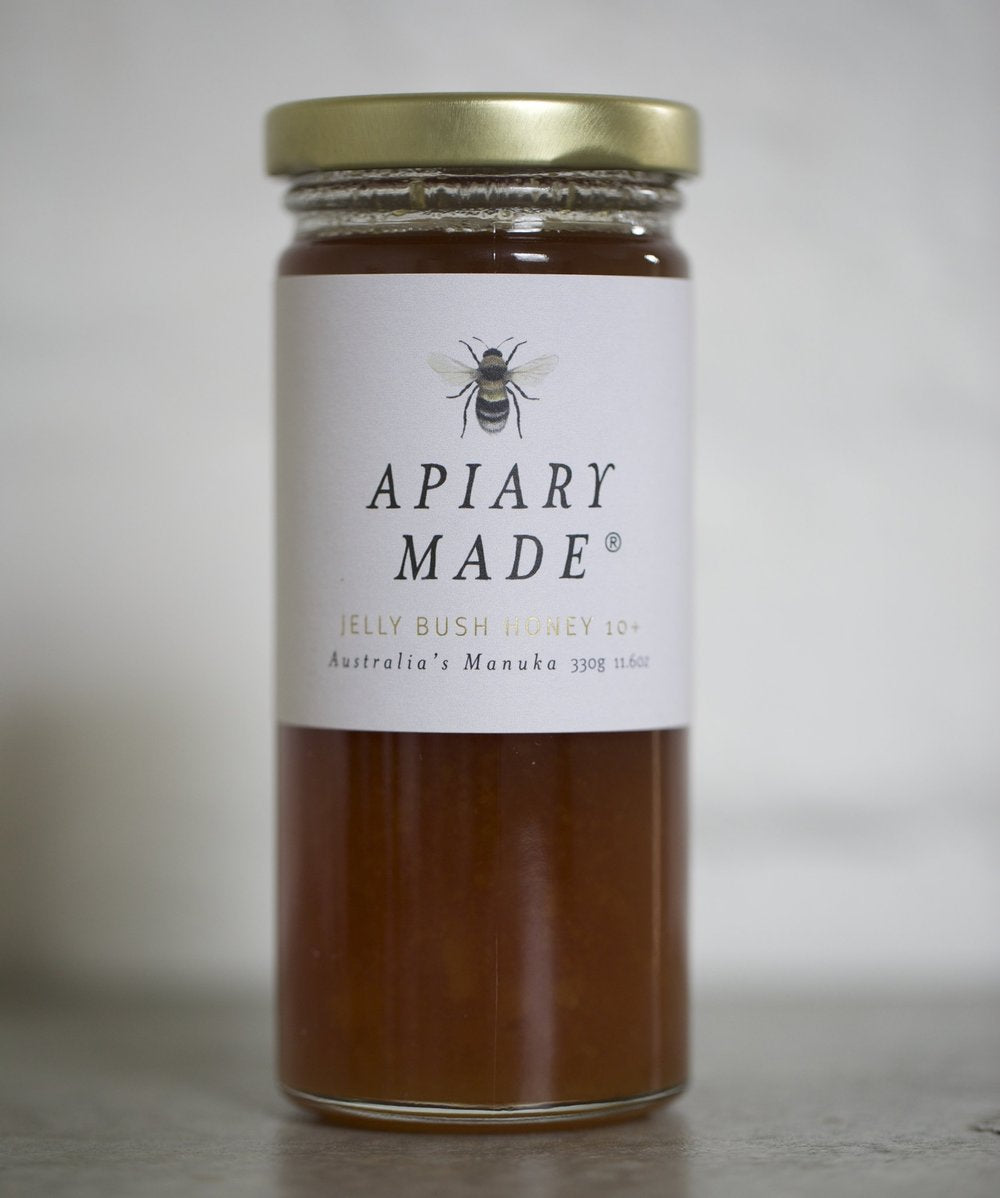 Scent'sation | APIARY MADE Organic Jelly Bush Honey 10+ - TWYG
