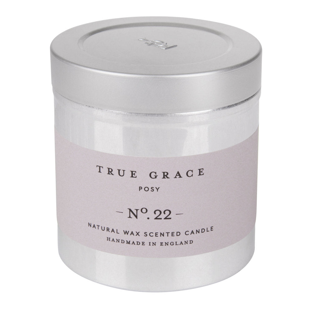 Scent'sation | TRUE GRACE Walled Garden Tin Candle - TWYG