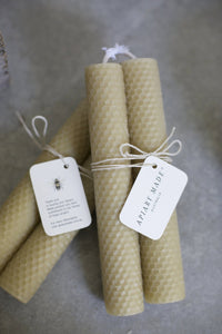 Scent'sation | APIARY MADE Pillar Candles - TWYG