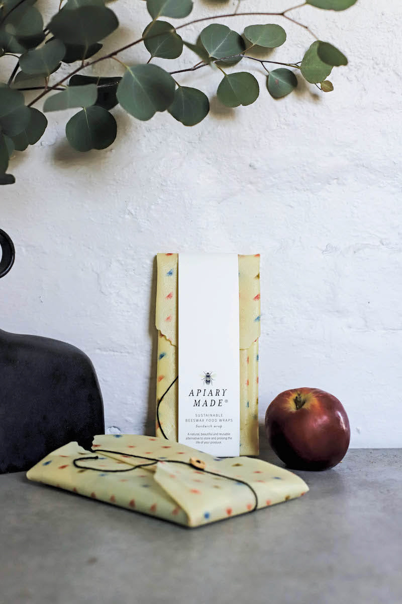 Scent'sation | APIARY MADE Sandwich Beeswax Wrap - TWYG