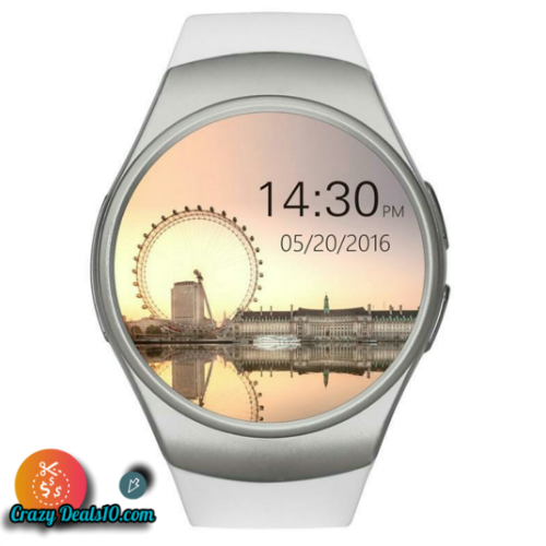 SmartWatch KingWear18 Support IOS and Android KW18 WristWatch
