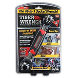 Tiger Wrench 48 in 1 Socket Wrench Tools DIY