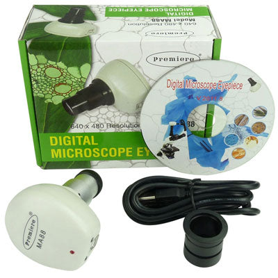 MA-88 Basic Digital Microscope Camera