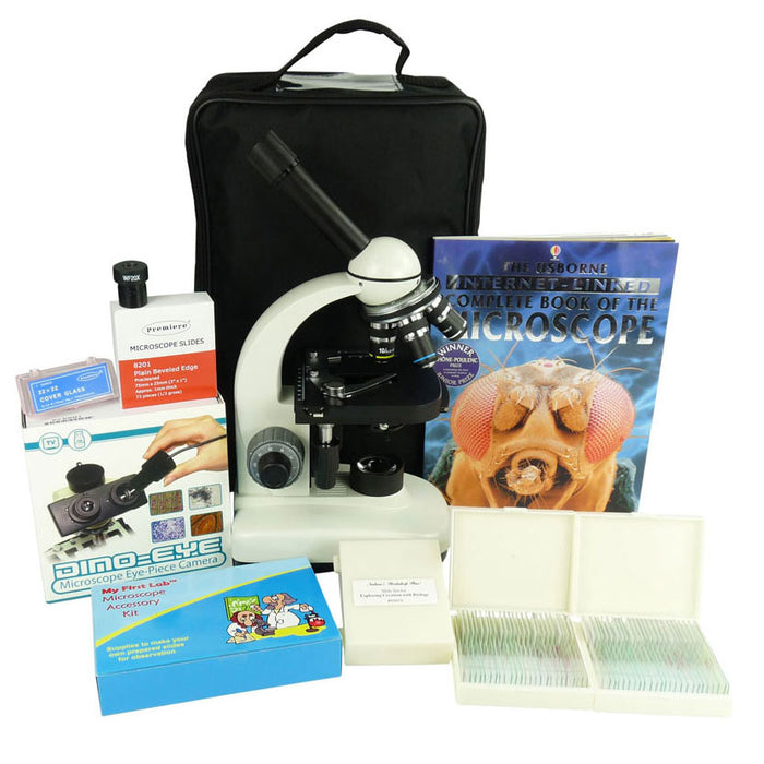 N2000M Microscope Bundle