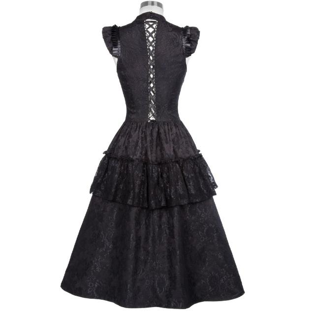 Steampunk Gothic Dress