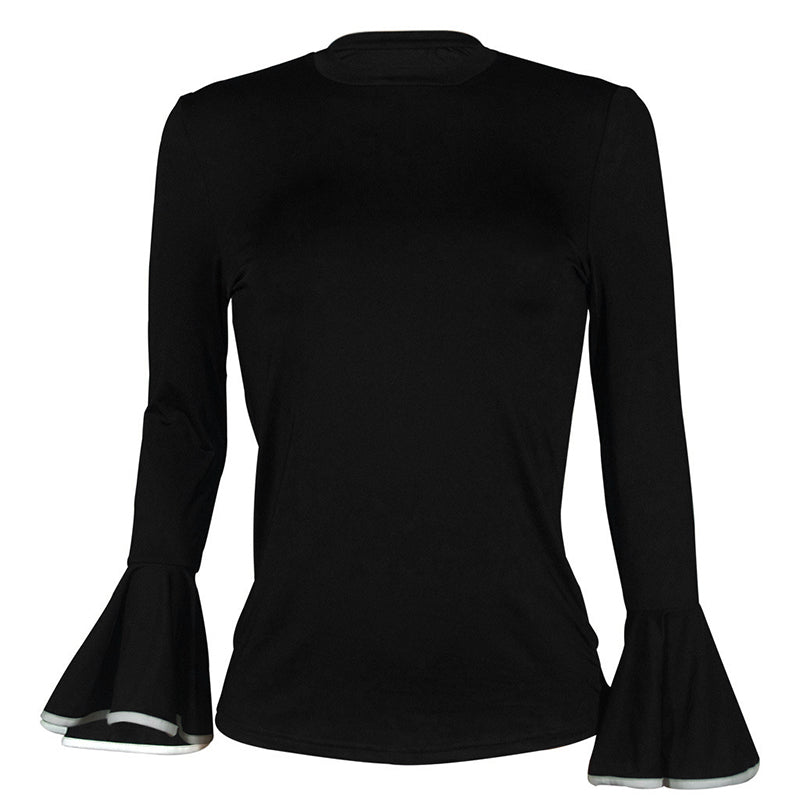 Elegant Black Blouse