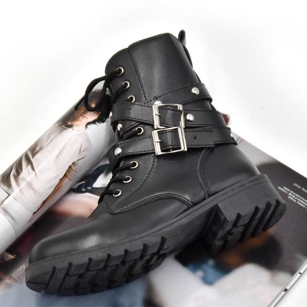 Goth Ankle Boots