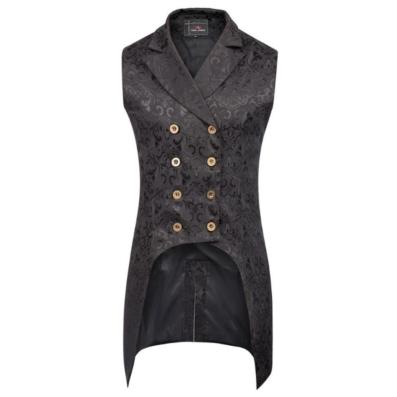 Gothic Sleeveless Coat