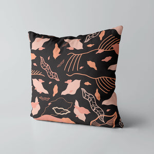 Cushion Cover - Dedaun Pride - Pink Midnight