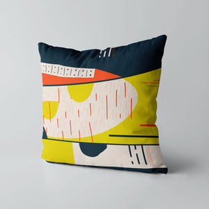 Cushion Cover - Back Yard