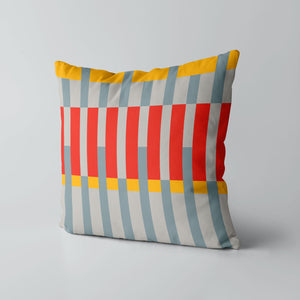 Cushion Covers - Orange Autumn