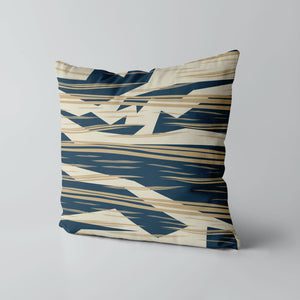 Cushion Cover - Angular Waves