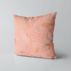 Cushion Cover - Dedaun Pride - Pink Dawn