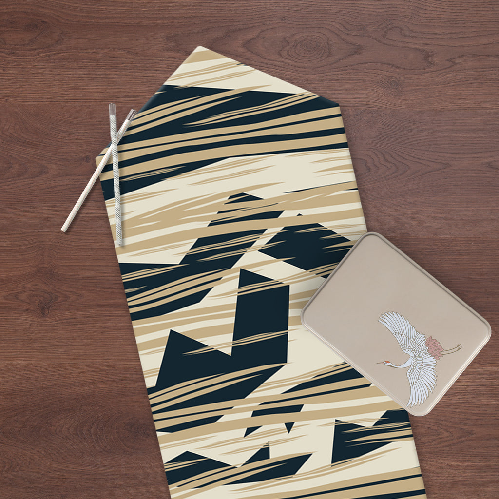 Table Runner - Angular Waves