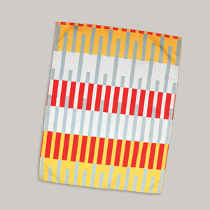 Tea Towel - Orange Autumn
