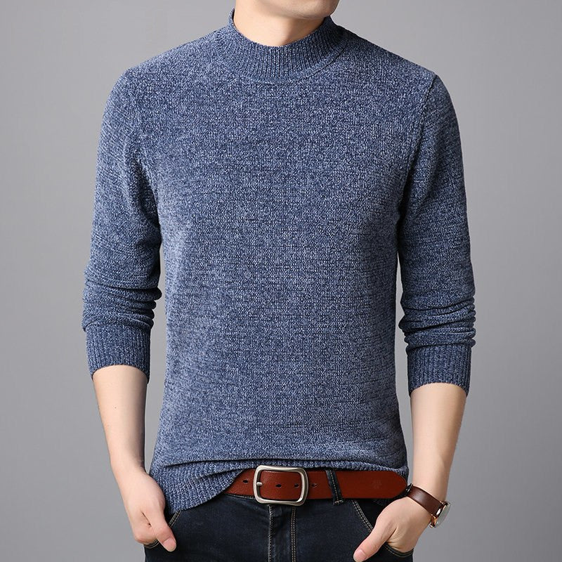 Pologize™ Wool & Cashmere Pullover