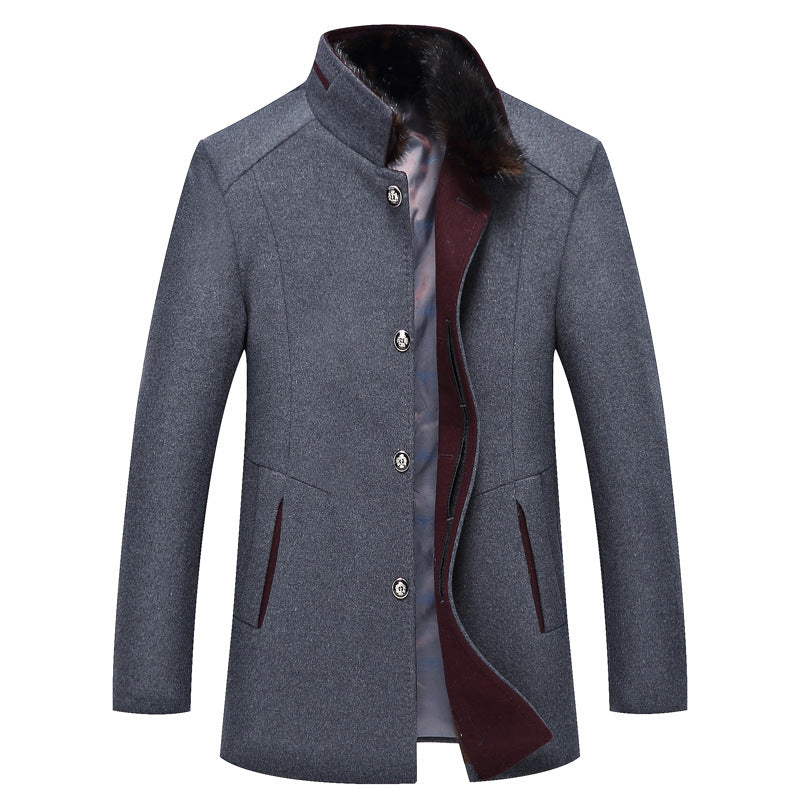 Pologize™ Stylish Casual Coat