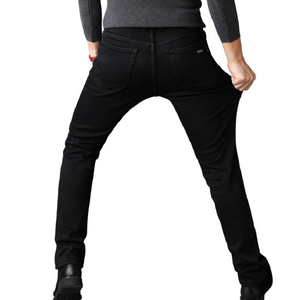 Pologize™ Basic Black Jeans