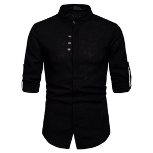 Pologize™ Solid Button Down Shirt