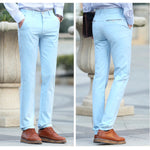 Pologize™ Thin Summer Chinos