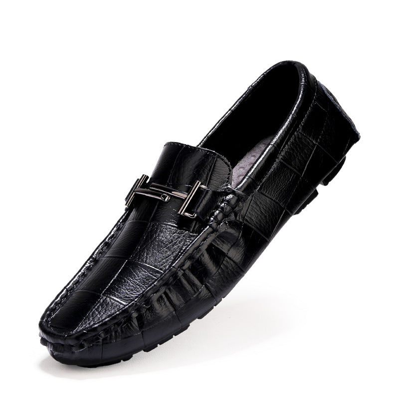 Pologize™ Faux Leather Loafers