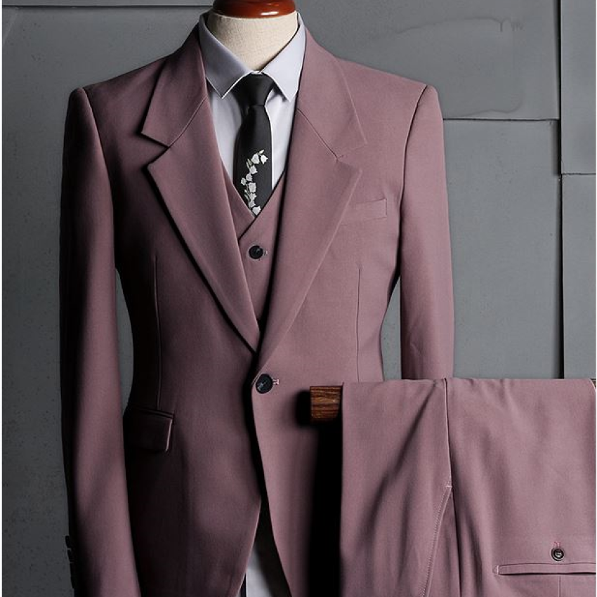 Pologize™ Three Piece Formal Suit
