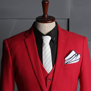 Pologize™ Red Suit