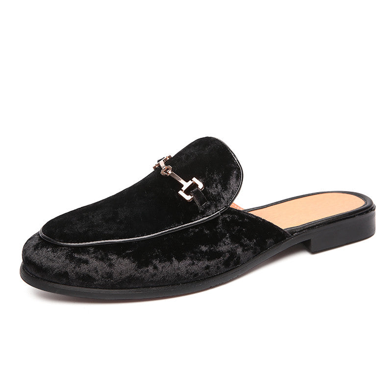 Pologize™ Shiny Suede Slippers