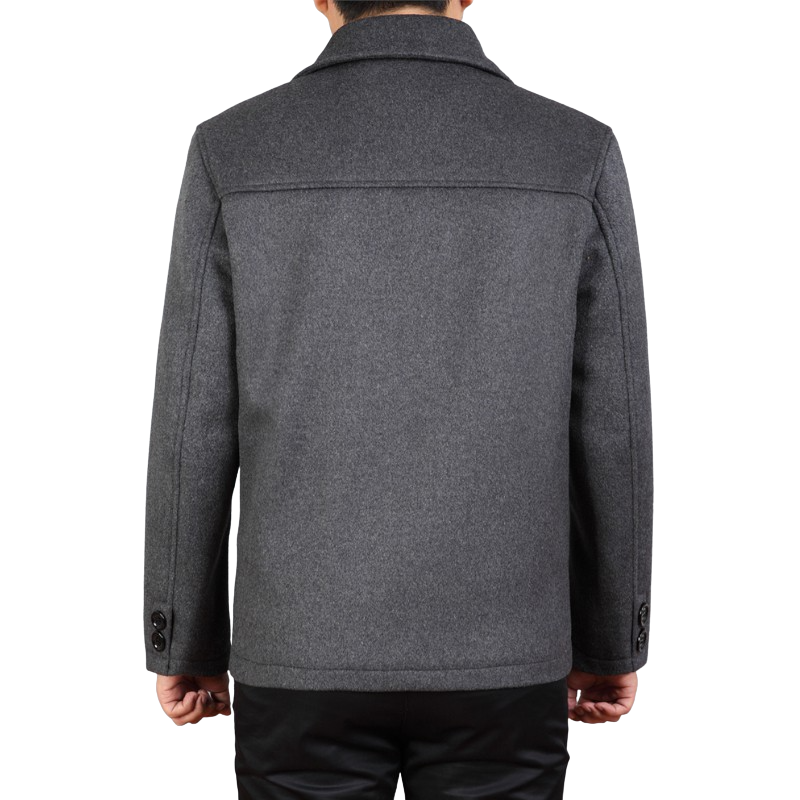 Pologize™ Casual Wool Jacket