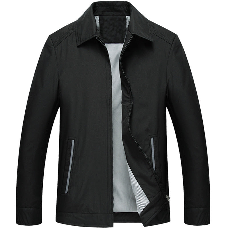 Pologize™ Stand Collar Jacket