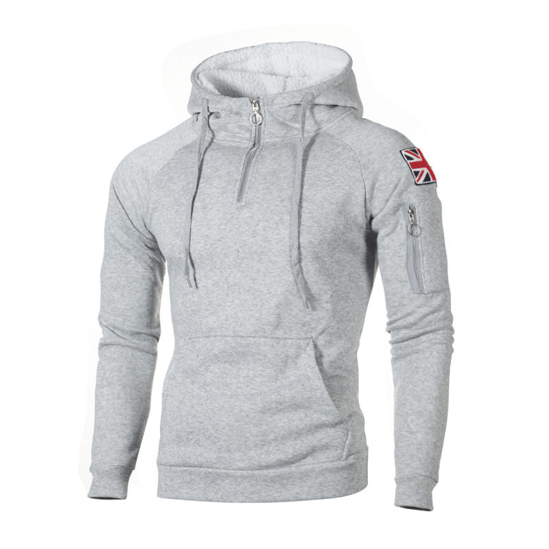 Pologize™ Basic Warm Hoodie