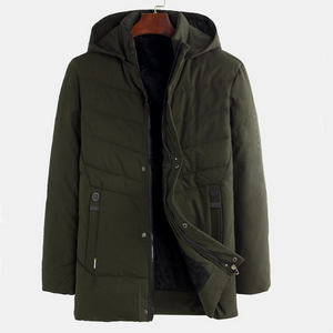 Pologize™ Hooded Coat