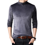 Pologize™ High Collar Casual Sweatshirt