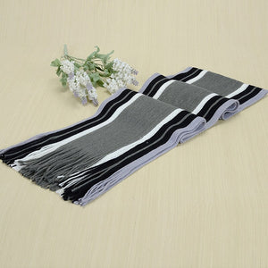 Pologize™ Striped Soft Scarf