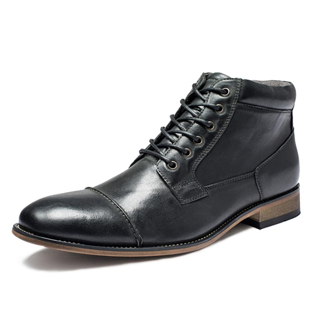 Pologize™ Maurilio Leather Boots