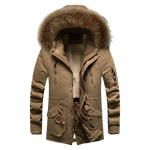 Pologize™ Fur Hooded Winter Jacket
