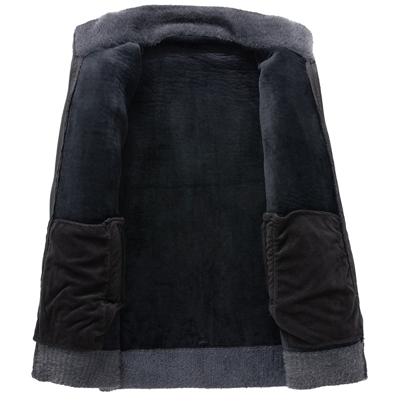 Pologize™ Casual Fur Overcoat