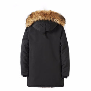 Pologize™ Casual Fur Collar Jacket