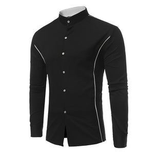 Pologize™ Contour Button-Down Shirt