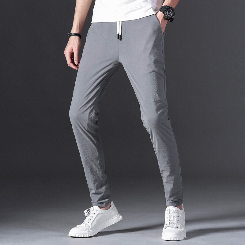 Pologize™ Minimal Drawstring Business Pants