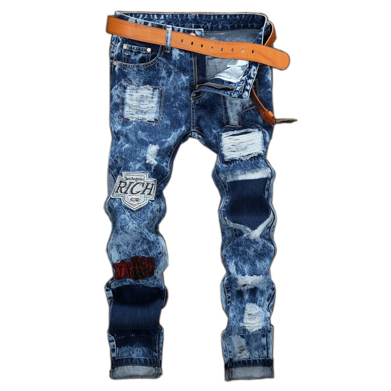 Pologize™ Runway Denim Pants
