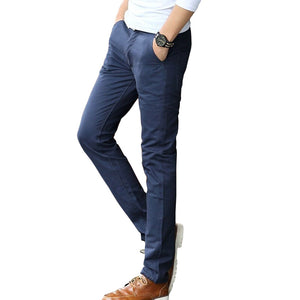 Pologize™ Slim Straight Pants