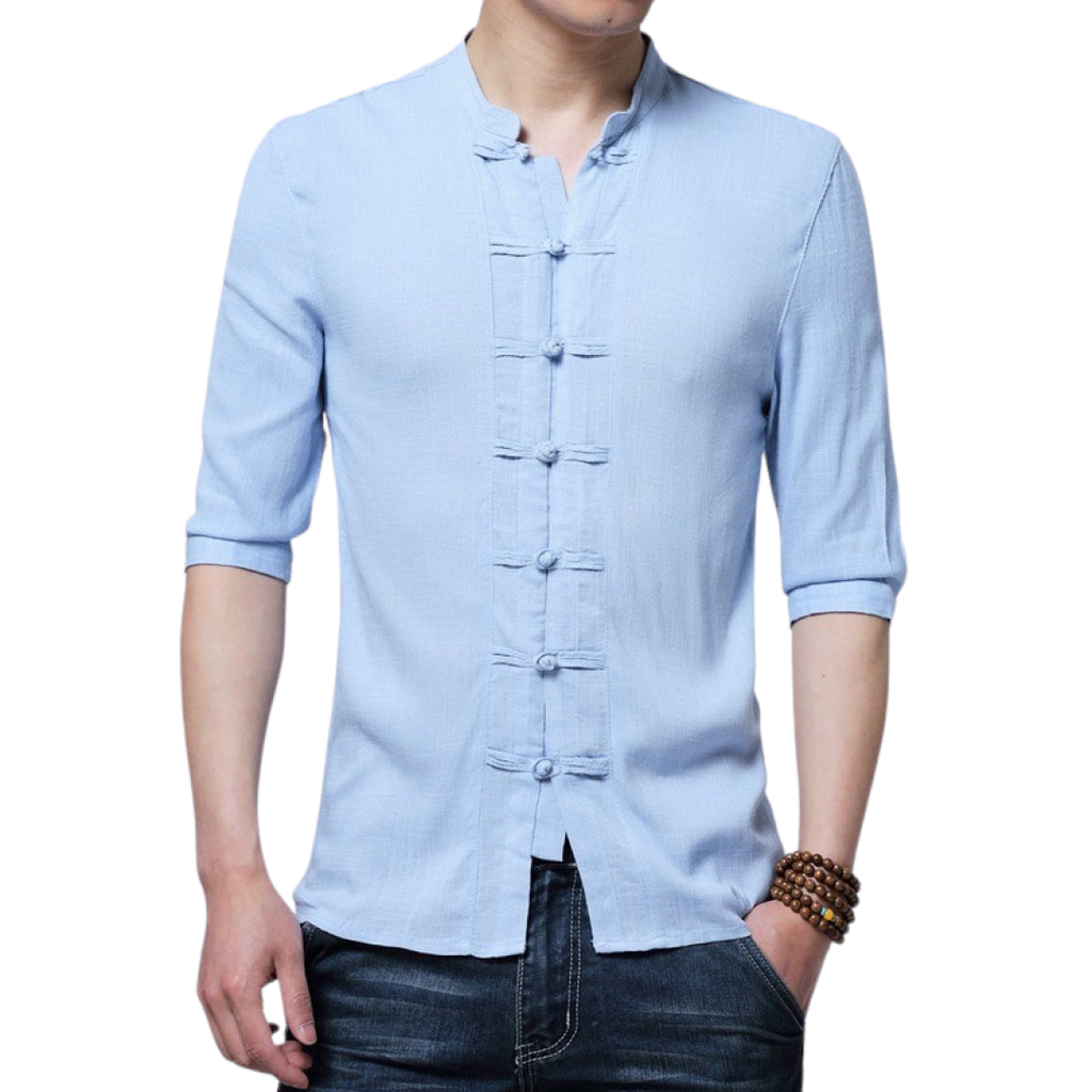 Pologize™ Traditional Button-Down Shirt